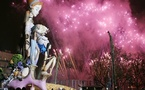 15 au 19 mars 2010, Les Fallas embrasent Valencia !