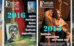 Correctif de : Votre festival ou votre exposition dans le magazine Festivals ici et ailleurs 2018