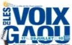 17 juillet 2010, Skunk Anansie + The Black Box Revelation... Aux Voix du Gaou 2010