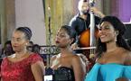 J'Nay Bridges, Léïla Brédent, Coretta Jean-Alexis Moueza, solistes remarquables de ce concert © P. Aimar