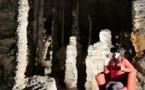 Orgnac Immersions. Film en 360° des parties archéologiques et spéléologiques du Grand Site de l'Aven d'Orgnac