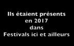 Festivals ici et ailleurs 2018, pour être présent dans tout le sud-est