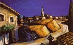 Exposition Auguste Chabaud en Provence au Palais des Arts, par Philippe Oualid