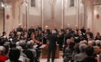 Concert Chœur Madrigal le dimanche 29 avril à l'église de Génissieux, Drôme