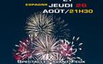 Eté 2010. Concours International de feux d'artifice pyromélodiques les 9 et 22 Juillet & les 13 et 26 Août à Monaco