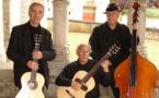 Les Musicales de Grospierres, Ardèche. Le trio Arcadeus à l'église de Comps le 27 mai 2018