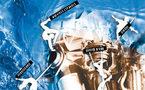 Spectacle Human 2 O, spectacle poético-mécanique joué sur l'eau de la Compagnie Louxor Spectacle