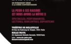 Théâtre de Belleville. 5e Festival de l'Astre. La Peur a ses raisons (et nous avons la nôtre!), les 25 et 26 mai 2018