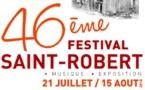 46ème Festival de Saint-Robert