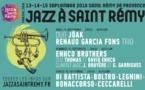 Jazz à St-Rémy de Provence, ... et sous les étoiles, le jazz, du 7 juillet au 15 septembre 2018