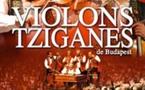 100 Violons Tziganes de Budapest au palais de la Méditerranée à Nice, le 14.01.11
