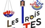 Avignon off, Plaisir et détente avec « Les Trois Tantes » de Roch di Méglio. Par Danielle Dufour-Verna