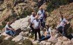 Tain l'Hermitage, Drôme, Festival Vochora : les polyphonies corses du Chœur de Sartène - (17/7/2018)