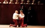 Andréa Chénier, d'Umberto Giordano, à l'opéra de Marseille, par Christian Colombeau