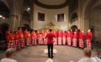 Festival Vochora, Tournon sur Rhône : brillant concert de The Archipelago Singers, Djarkata