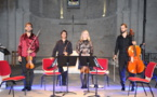 Musicales en Tricastin, Saint-Paul-Trois-Châteaux : Quatuor Guimaraès, un quatuor pour une Cathédrale