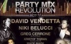 6.11.10 : Party Mix Revolution à La Palestre au Cannet