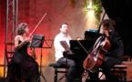 Uchaux, Festival Liszt en Provence : Franz Liszt en toute sérénité. Concerts du 22 juillet 2018