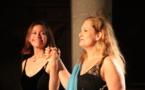 Fanny Cousseau, piano, Géraldine Casey, soprano © Pierre Aimar