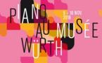 Festival « Piano au Musée Würth » du 9 au 18 novembre 2018