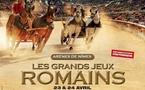 """23 et 24 avril 2011, Les """"Grands Jeux Romains"""" à Nîmes"""