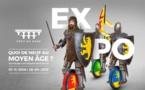 « Quoi de Neuf au Moyen Âge ? », la nouvelle expo renversante Universcience s'installe au Pont du Gard du 1er novembre 2018 au 28 avril 2019