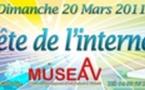 Concours d'Affiche du MUSEAAV pour la ''Fête de l'Internet 2011'' du dimanche 20 mars