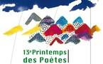 Le printemps des poètes - 13e édition, du 7 au 16 mars 2011 à Lyon
