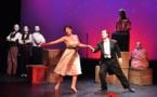 Avignon, théâtre du Chêne Noir : spectacles festifs pour la fin de l'anné 18