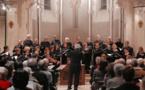 Châteauneuf sur Isère, Drôme : le Chœur Madrigal en concert, 24/11/18