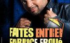 Fabrice Eboué samedi 28 mai 2011 au Casino des Palmiers à Hyères