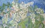 Vincent van Gogh, Branches de marronniers en fleur, 1890, huile sur toile, 73 x 92 cm Collection Emil Bührle, Zurich © SIK-ISEA, Zurich (J.-P. Kuhn)