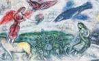 Céret, Musée d'art moderne : exposition Chagall, « La couleur tombée du ciel », du 2 avril au 26 mai 2019
