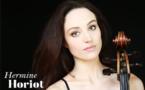 Hermine Horiot, le violoncelle en équilibre