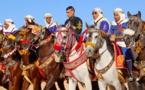 Tunisie. 51e Festival international de Douz