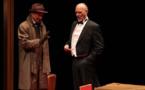 Marseille, Théâtre Toursky, Fausse Note avec Christophe Malavoy & Tom Novembre