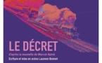 Paris, Théâtre de la Jonquière : Le Décret, de Marcel Aymé, les 13, 14, 15 et 16 février à 20h
