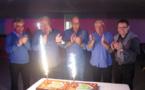Tournon - Tain-l'Hermitage : Cabaret de Septembre : trente bougies soufflées par les anciens présidents