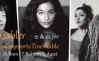 Perpignan, 1.000e à l'Archipel ! « D'habitude on supporte l'inévitable » de Roland Auzet, d'après Hedda Gabler de H. Ibsen, les 21 et 22/2/19