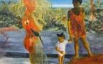 Exposition Reflets dans la jungle, Leslie Amine, La Halle, Pont en Royans, du 12 mars au 25 mai 2019