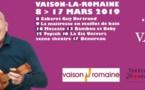 Le Temps du Festival Vaison Rires, Vaison-la-Romaine, du 8 au 17 mars 2019