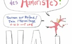 La dessinatrice américaine Liza Donnelly signe l'affiche 2019 du Festival national des Humoristes de Tournon-sur-Rhône / Tain-l'Hermitage