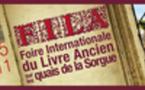 2ème Foire Internationale du Livre Ancien (F.I.L.A.) à L'Isle sur la Sorgue (84) du 12 au 15 Août 2011