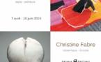 Charlotte Culot, peintures, Christine Fabre, sculptures, à la galerie Emiliani, Dieulefit (26), jusqu'à mi-juin 2019