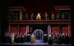 Turandot de Puccini à l'Opéra de Marseille, une fascinante boucherie entre rêve et réalité. Avril 2019
