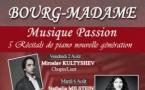 Bourg-Madame (66) Festival Musique Passion du 2 au 16 août 2019
