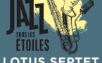 Saint-Rémy de Provence, Jazz sous les étoiles, Lotus Septet en concert le 12 juillet 2019 à l'Alpilium