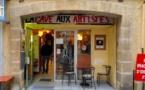 Alcaz en concert à la  Cave aux Artistes du Hublot d'Aix-en-Provence le 28 juin 19