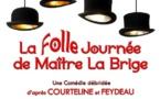 La Folle Journée de Maitre La Brige à Antibes, du 18 au 21 juillet 2019 à l'Antibea Théâtre