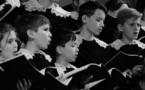 Les Petits Chanteurs de Saint-Louis et le trio d'Oro aux Concerts des Musicales de Grospierres, Ardèche, les 17 et 18 juillet 2019